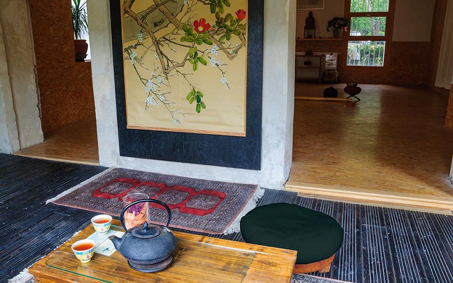 Shikantaza – Dojo Zen de Nîmes